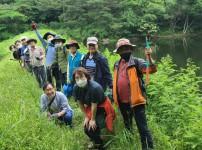 청도 URI山 야생화 심기(2021.6.12…